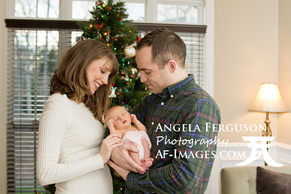 Family Portrait Photo, Annapolis, MD. Copyright Angela Ferguson Photography