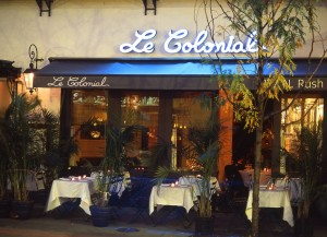 Le Colonial Restaurant Chicago