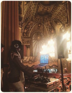 Historical Los Angeles Theater