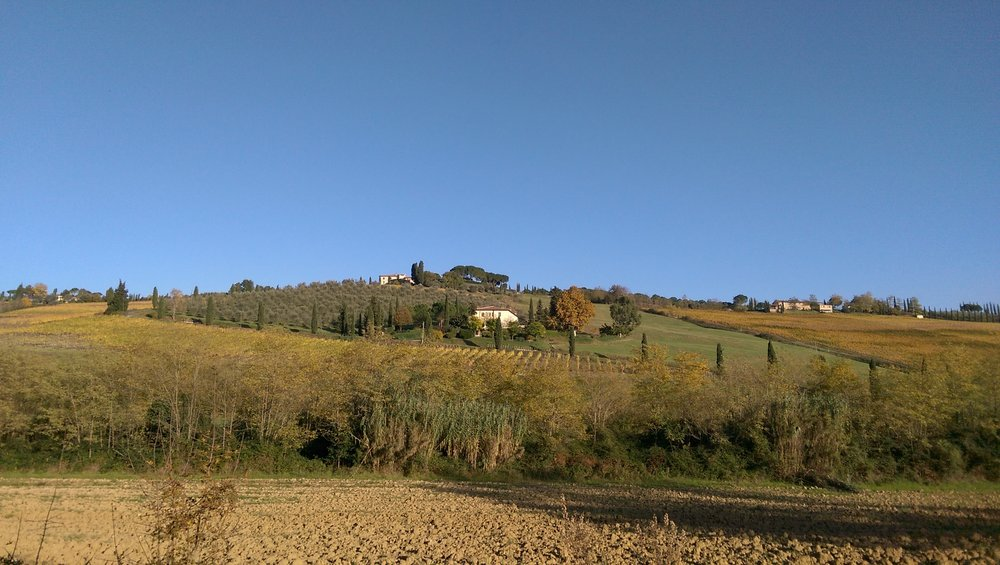 General Tuscany View