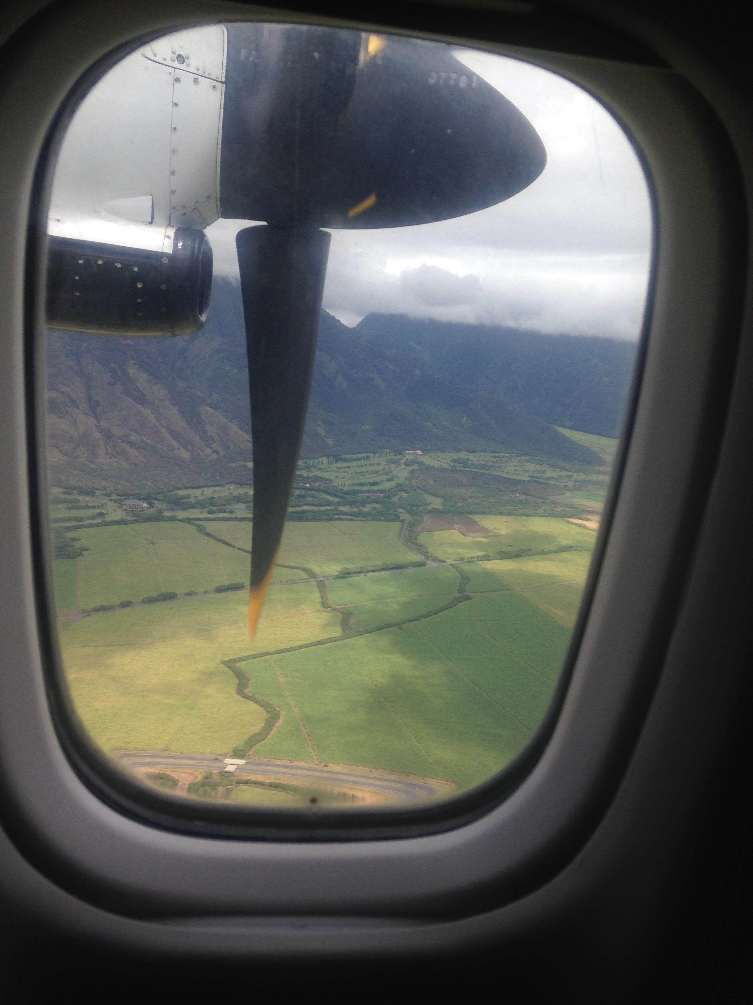 Maui overlook