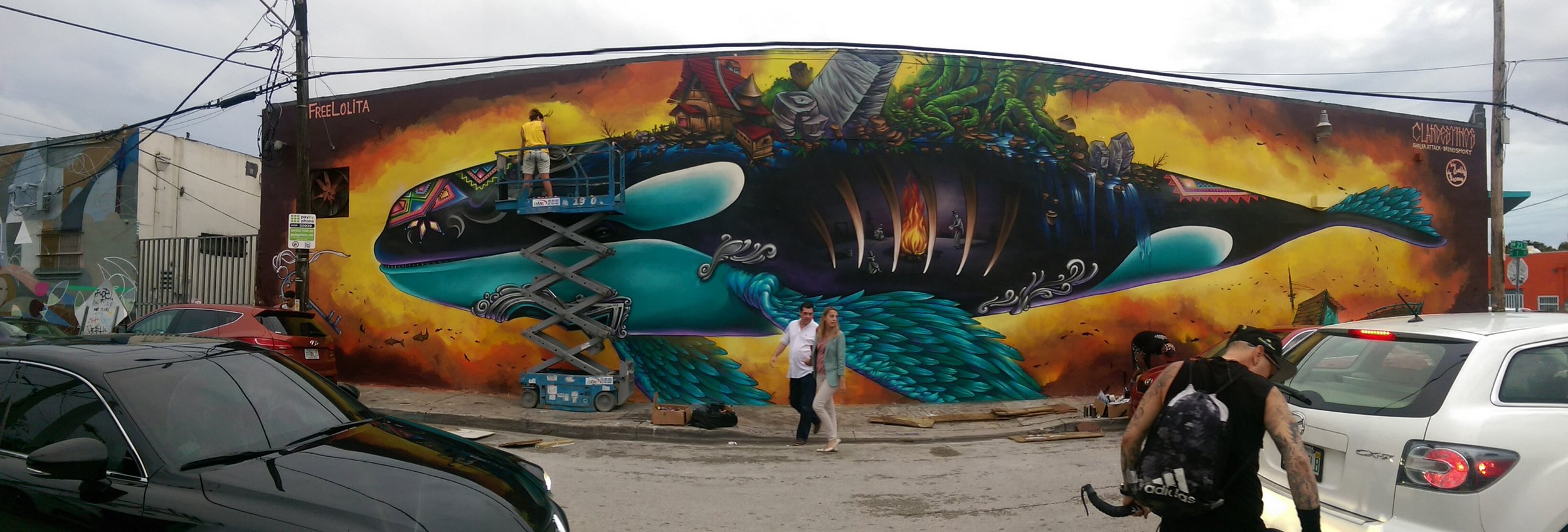 wynwood whale