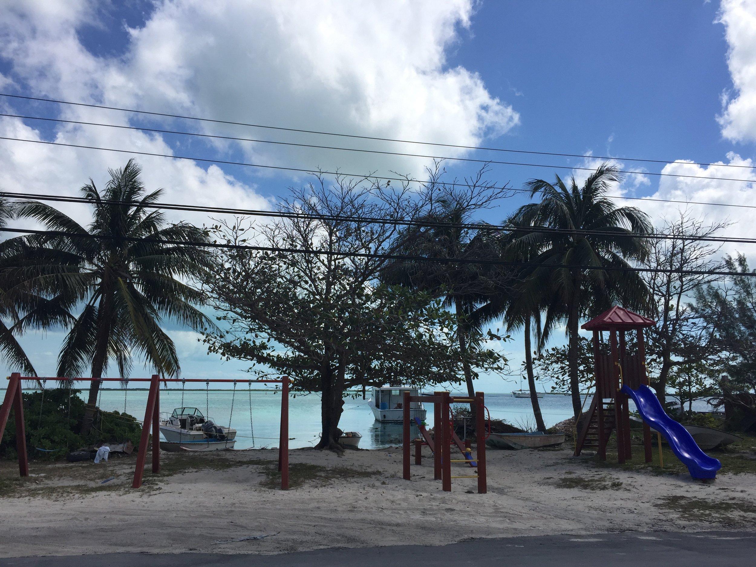 bimini playground