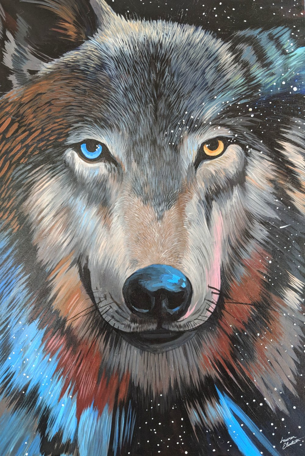 Forum on this topic: With Depression, the Wolf You Feed Is , with-depression-the-wolf-you-feed-is/