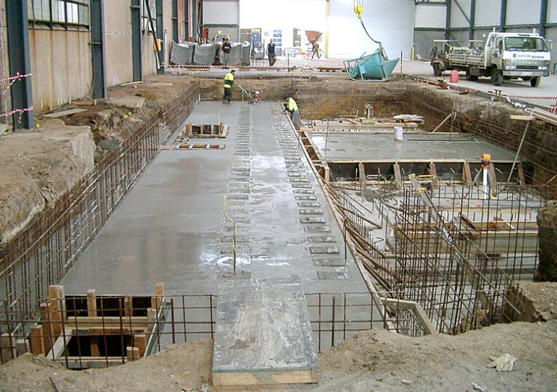 Concrete Foundation Pit - Melbourne