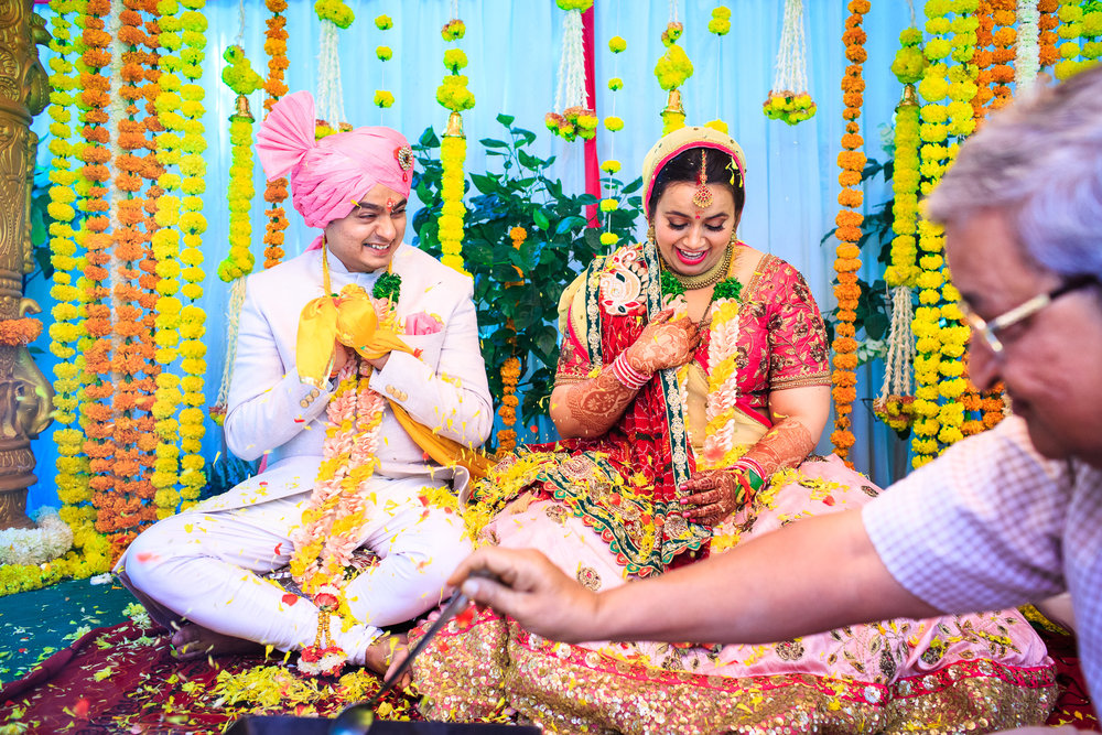 """One of the best candid wedding photographers in Bangalore"" - ShaadiSaga.com"