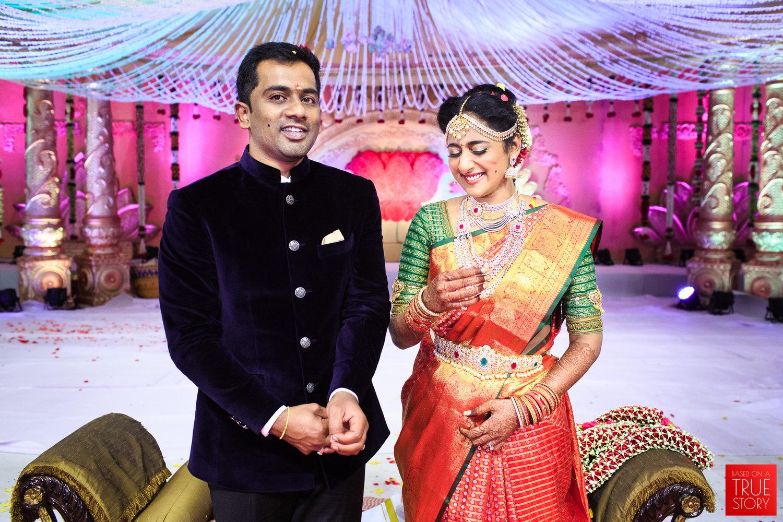 Jaya & Vinay's Grand Telugu Wedding at Novotel, Vizag