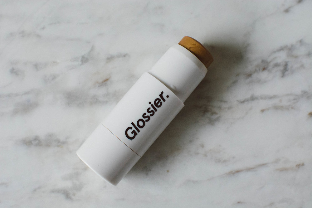 Glossier Haloscope in Topaz