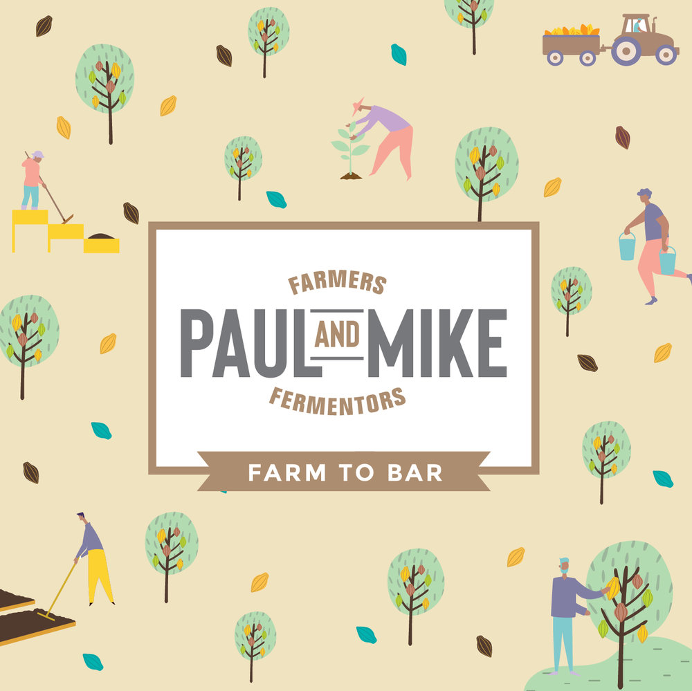 PAUL AND MIKE