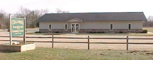 Columbia Township Hall