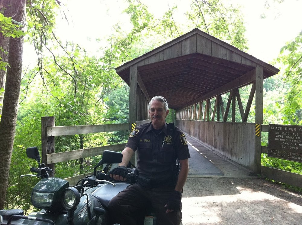 Kal Haven ATV Patrol Duty