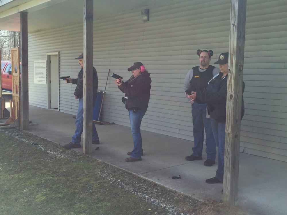 Firearms Training and qualifications