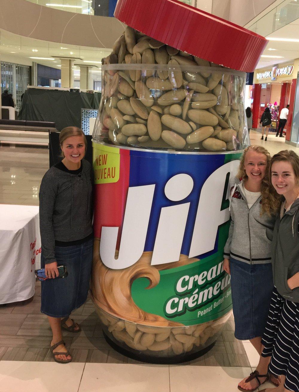 With Hannah (Arizona)and Larissa (Colorado)