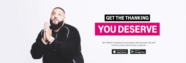 T-Mobile Tuesdays — Jacksonmojo