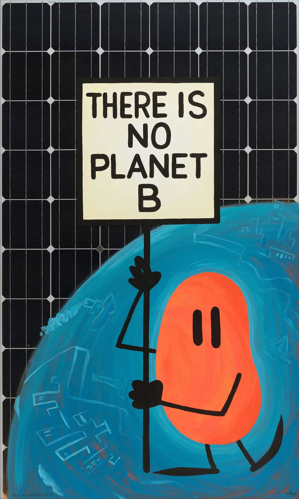 Dave The Chimp, There Is No Planet B