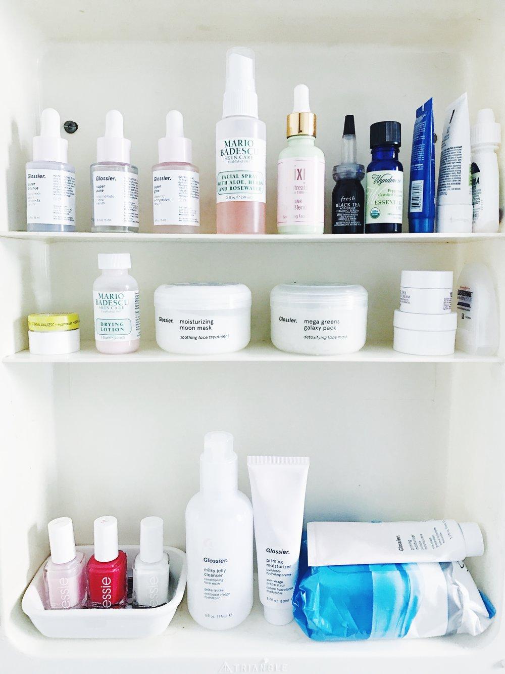Skincare regimen!