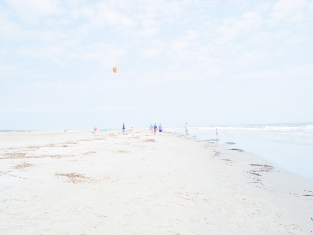 sullivian's island beach.
