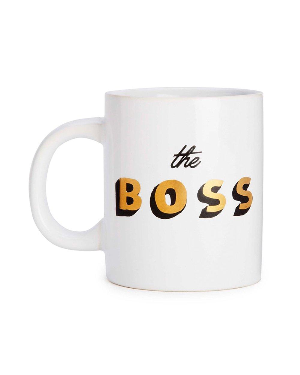 "Copy of Ban.do ""Boss"" Mug - $14"
