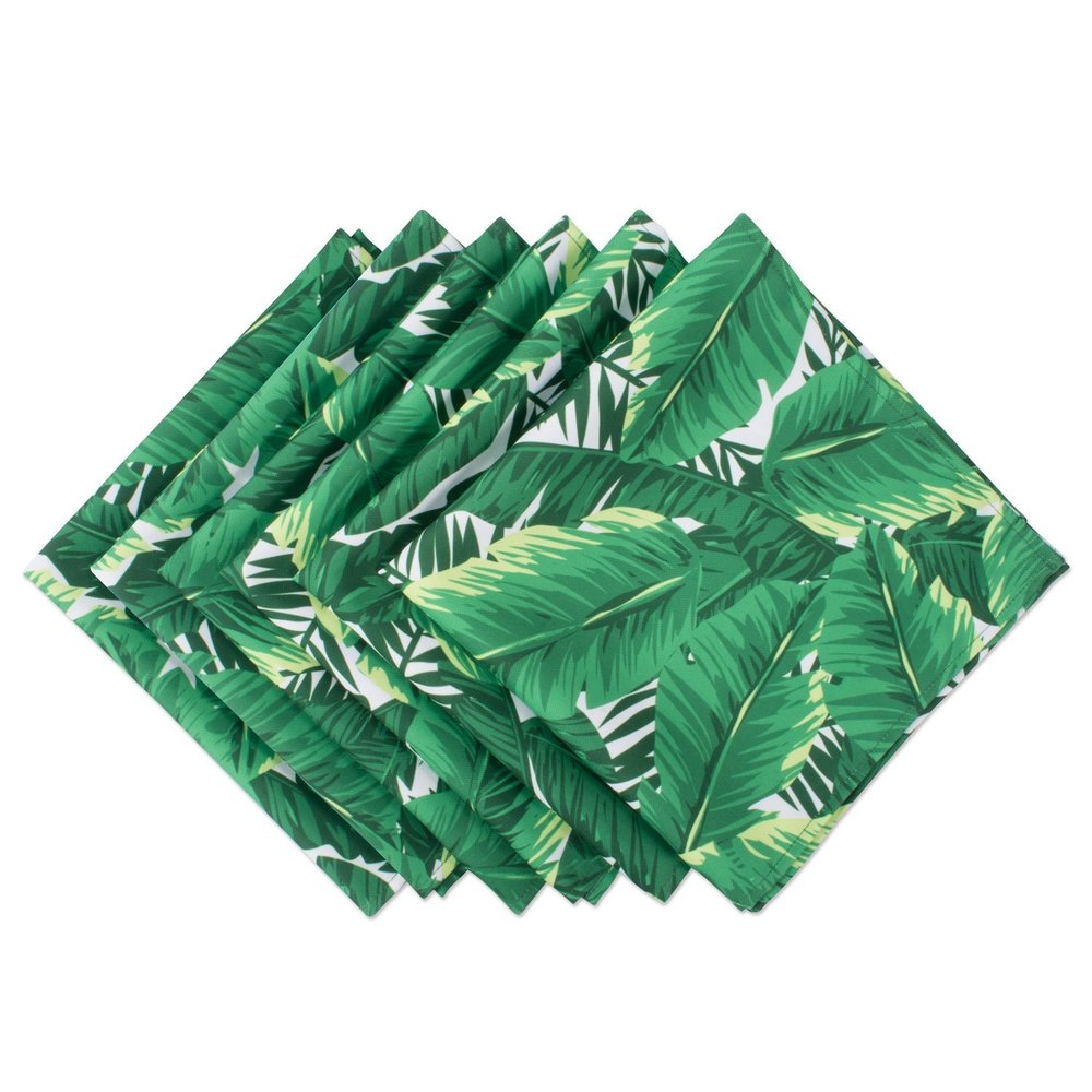 Copy of Banana Leaf Napkins - $13.99