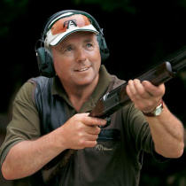 john bidwell - World Clay Pigeon Champion 1988, 1995, 1996