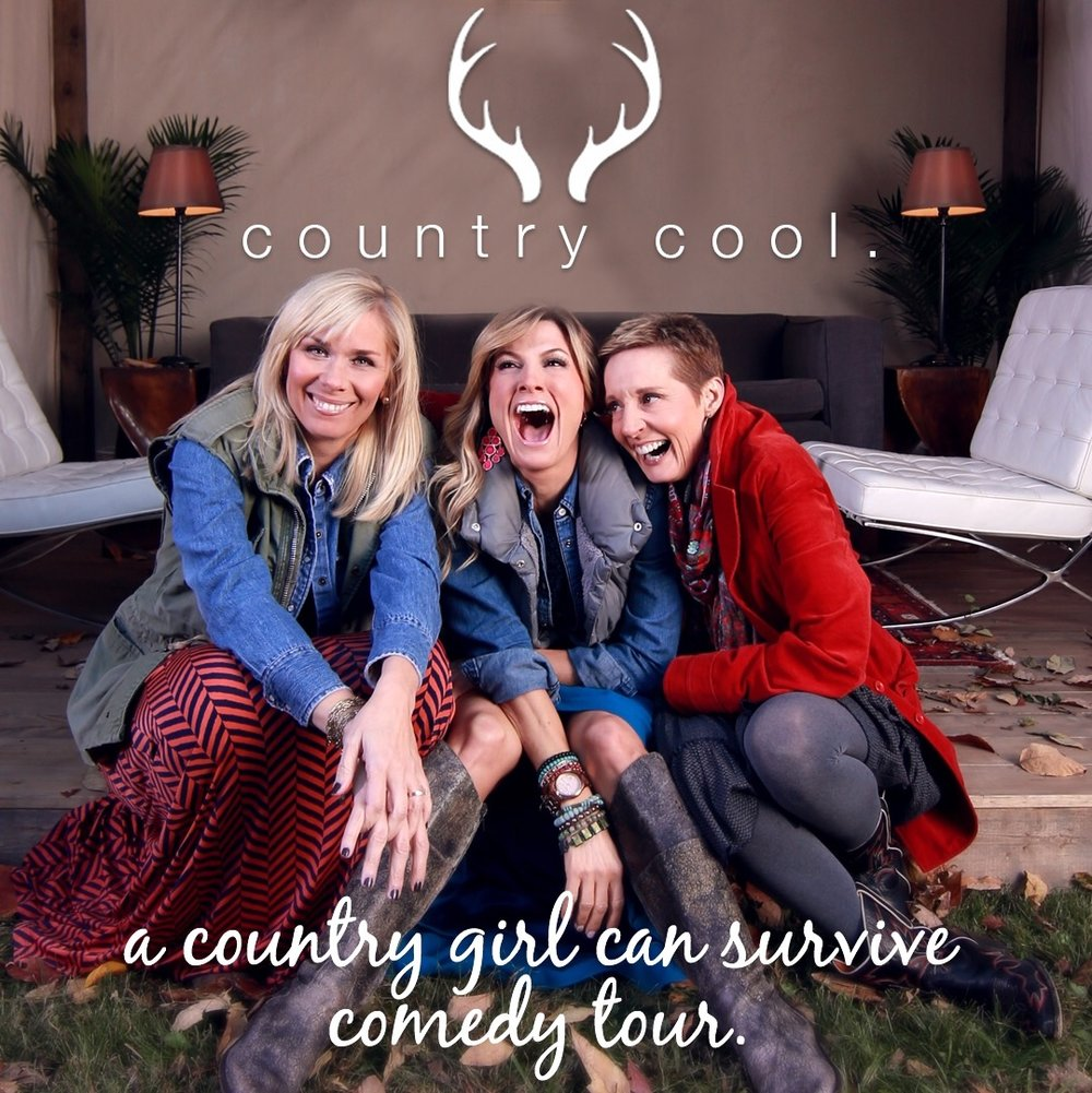 COuntry cool comedy tour