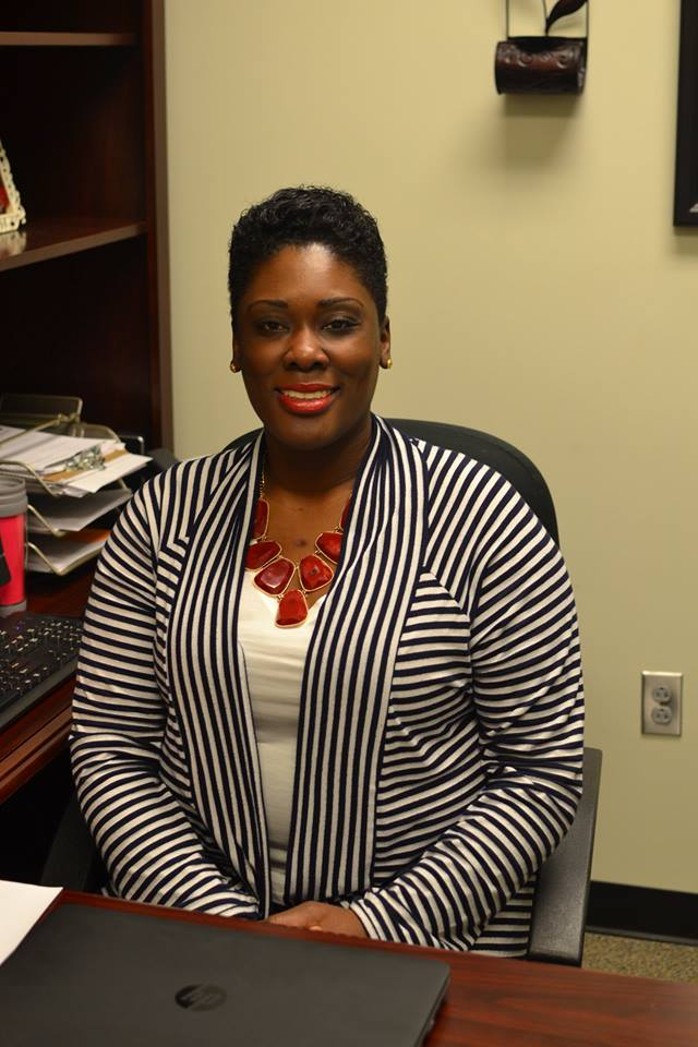 Assist. Principal; Melody Harrison