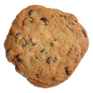 A classic cookie made with real butter, white and brown sugars, and tons of of high quality chocolate chips. We don't skimp on the chips!