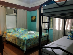 Triple Occupancy room in the Group hosue