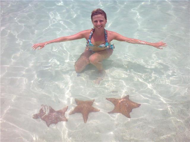 Estrelas do Mar / Crédito: Ana Carolina