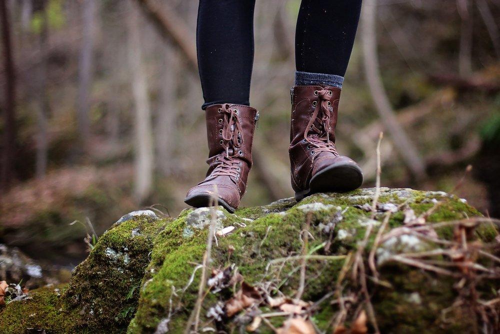 mindful hiking daY -