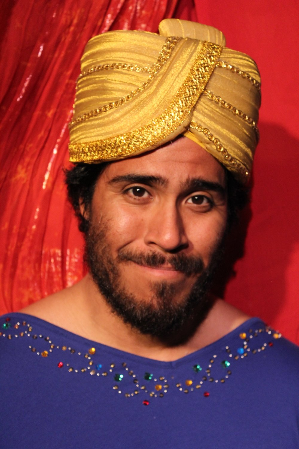 ENOC CASTILLO:  (Ensemble/Storyteller/King) Enoc is a local actor out of Aurora, Colorado.  The Silent Princess is his first professional production on his journey as an actor and he is grateful for the opportunity to tell this story.  He is very excited to be a part of The BiTSY Stage family and hopes that one and all feel the passion and whimsy the theater can offer.