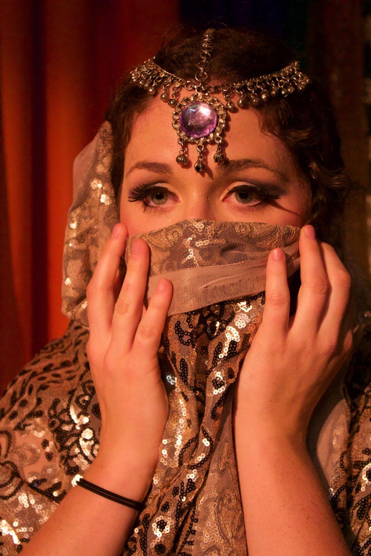 Rachel Seiger as The Princess
