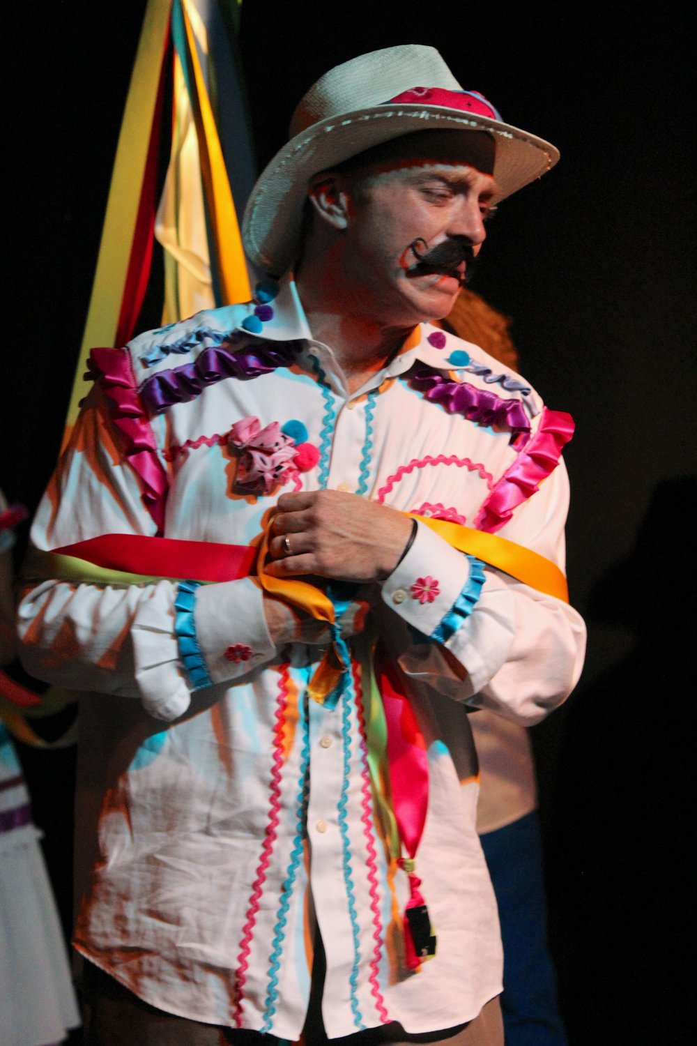 Scott Glennon  in  The Fortune Teller's Fortune