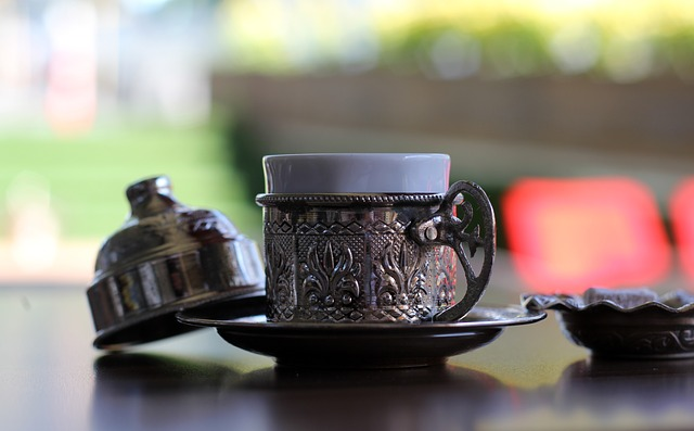 Turkish teacup