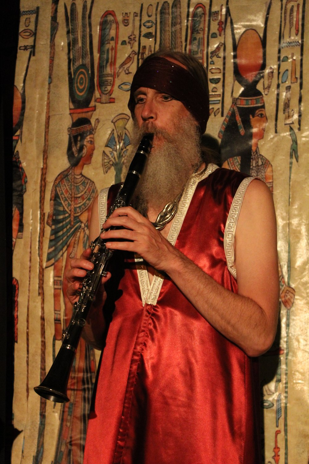 jochanaan  as The Musician