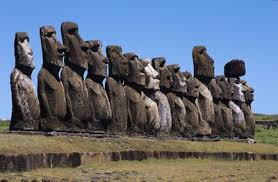 The Easter Island Heads