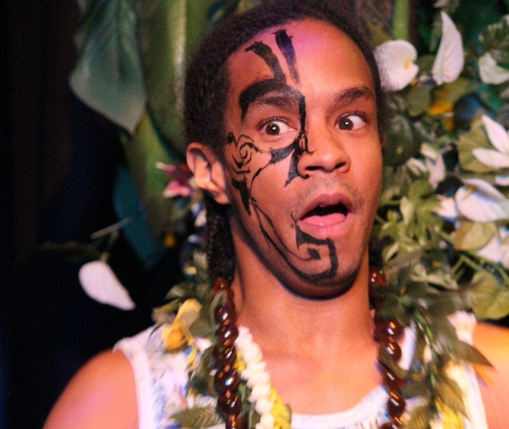 Chris Hayes  as Taha
