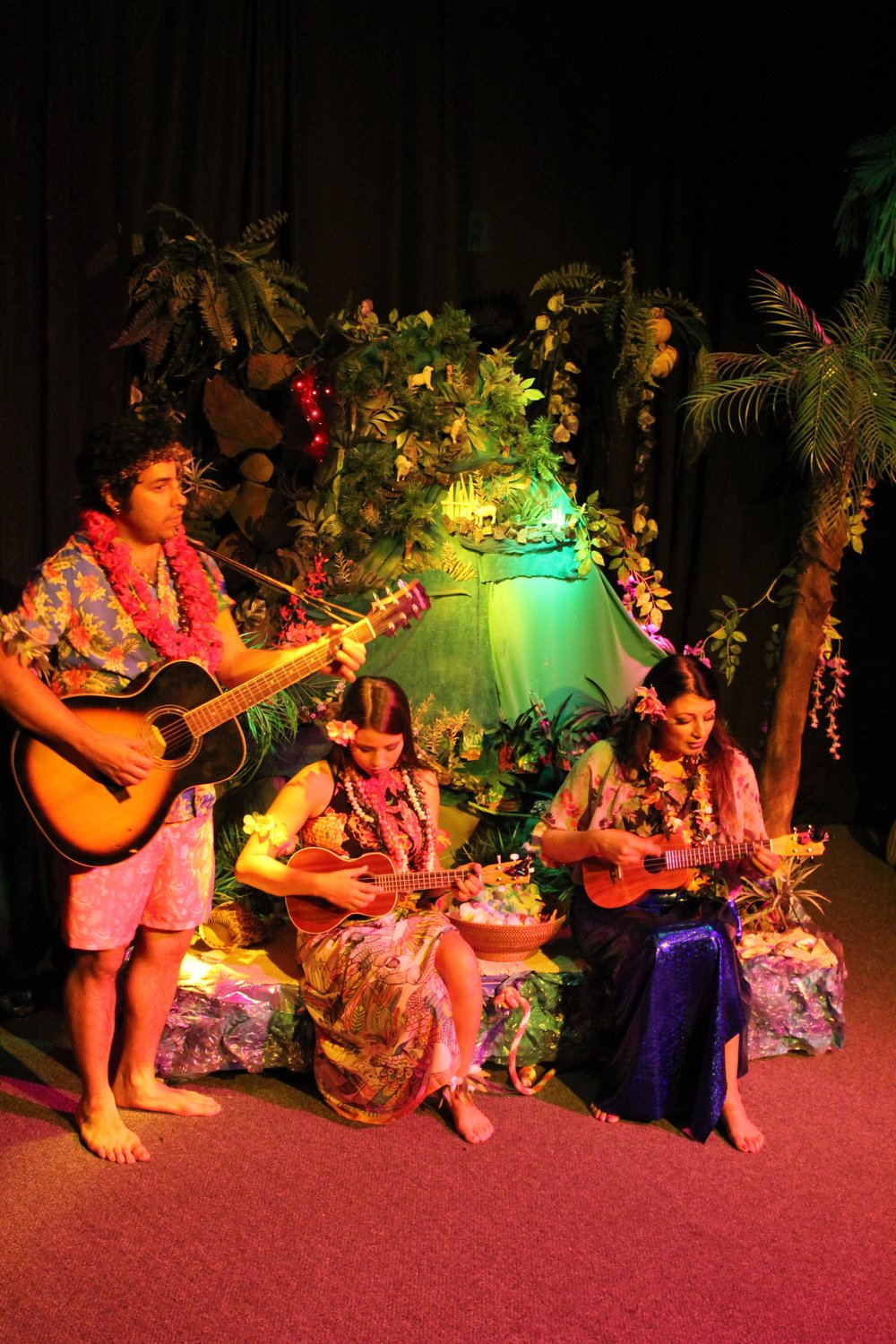 The Polynesian Band