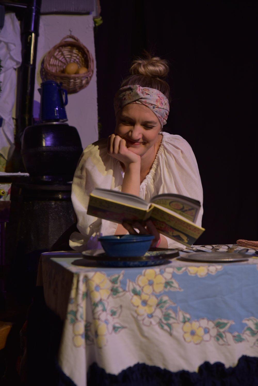 Katie Medved    as Ama