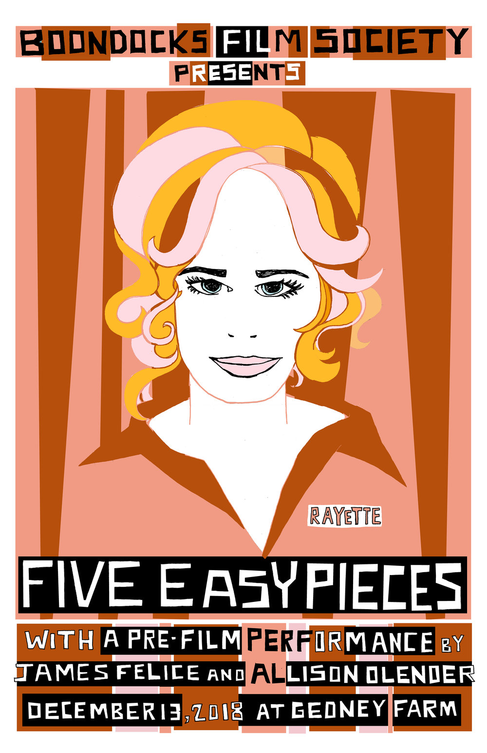Five Easy Pieces at Gedney Farm