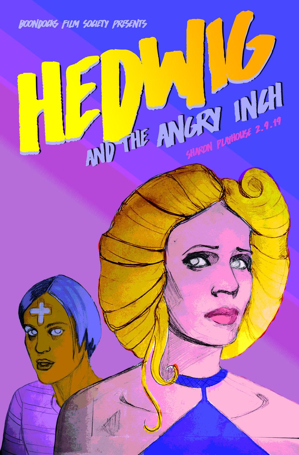 Hedwig at Sharon Playhouse