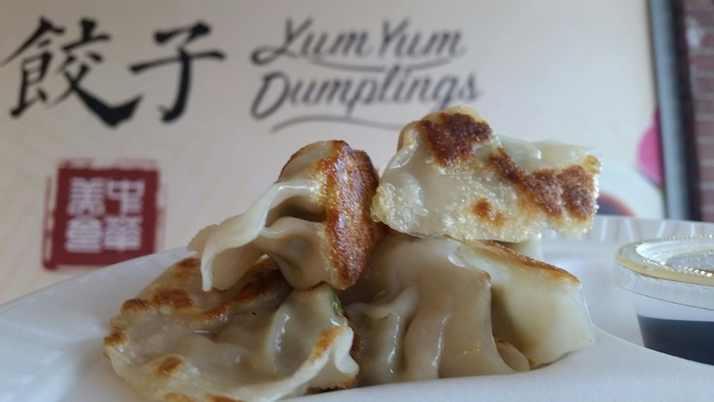 PAN FRIED PORK AND SCALLION DUMPLINGS  MUST PLACE YOUR ORDER AT LEAST 1 DAY IN ADVANCE