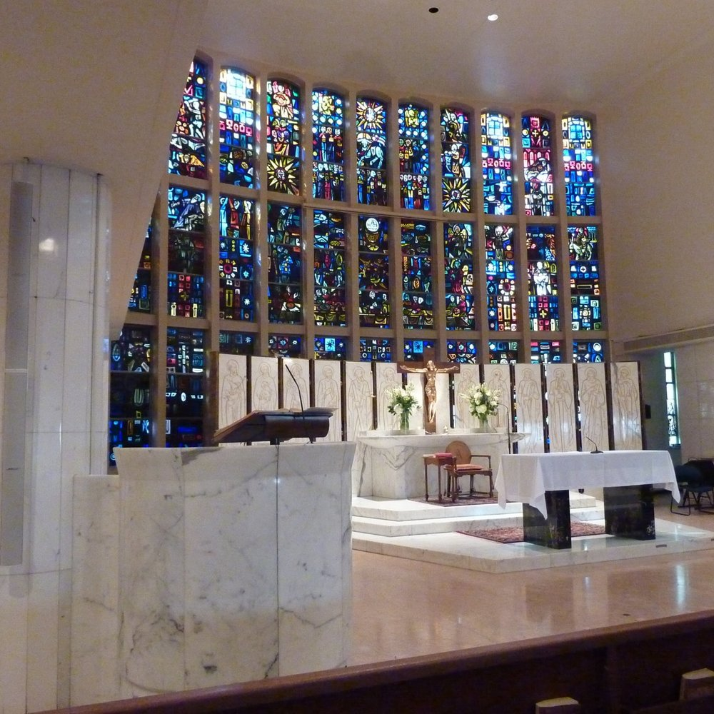 St. Anthony's Shrine - 100 Arch St, Boston, MA 02110