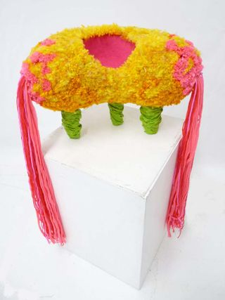 04 Yellow Pink Orifice Creature 1