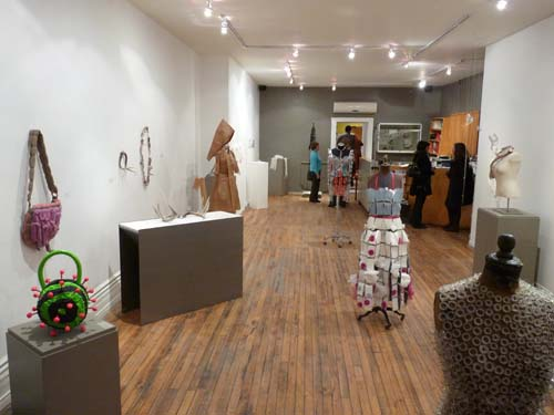 Ontario Crafts Council Gallery Body + Object Exhibition