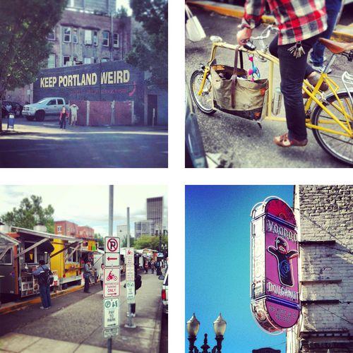 4 pics of portland