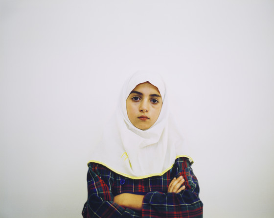 Newsha Tavakolian,  Untitled,  The Day I Became a Woman Series, 2009, Photograph, 76.2 × 93.98 cm  http://collections.lacma.org/node/773235