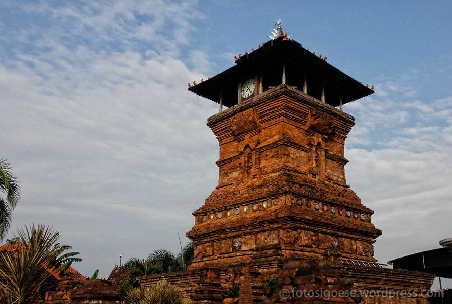 Mosque of Menara Kudus. Central Java, Indonesia.  https://sigoese.files.wordpress.com/2012/10/menara-kudus-01.jpg