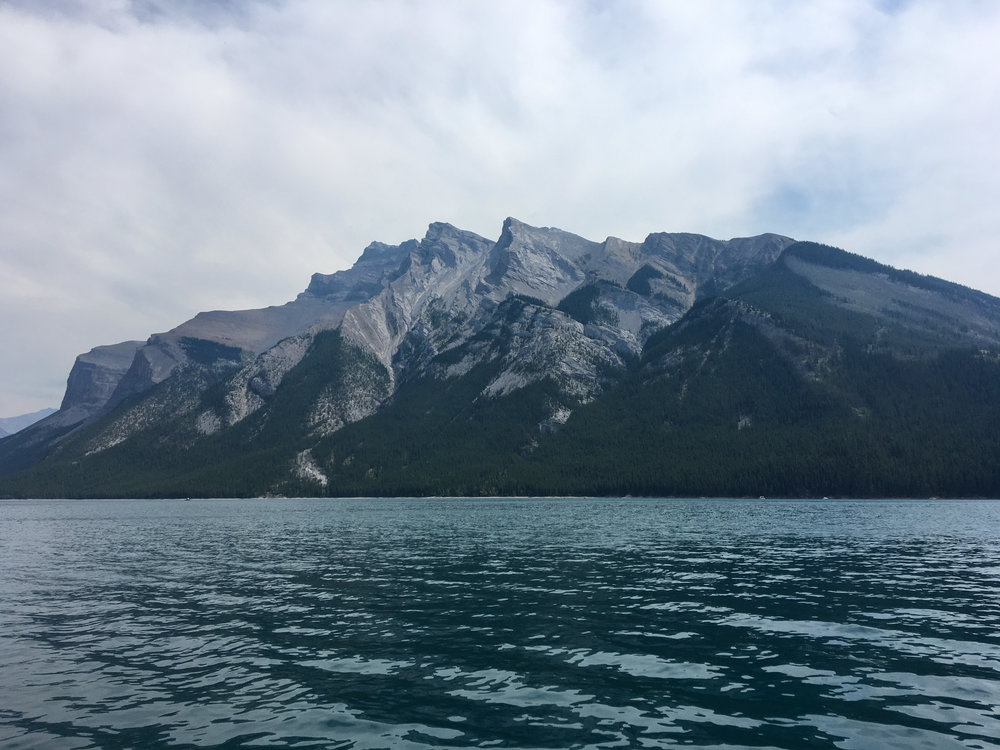 Lake Minnewanka Banff