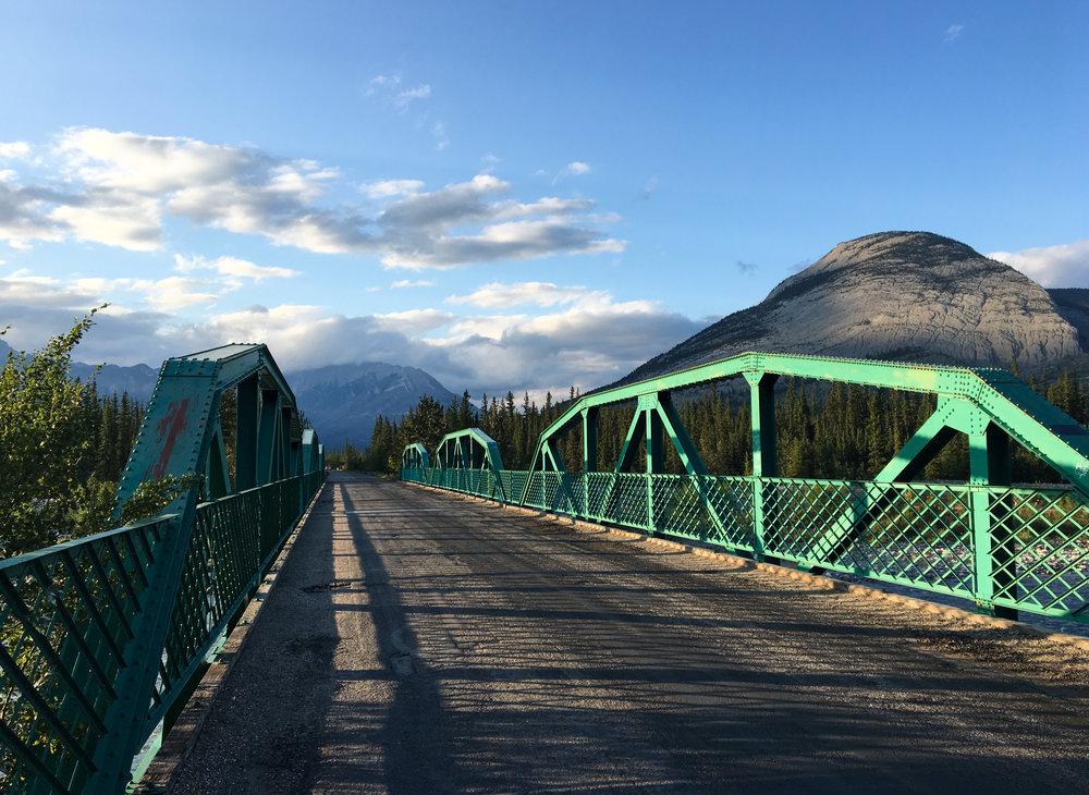 Bridge over Snaring River